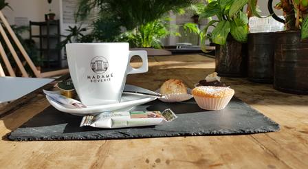 Madame Boverie - Carte - Café, boissons chaudes,...