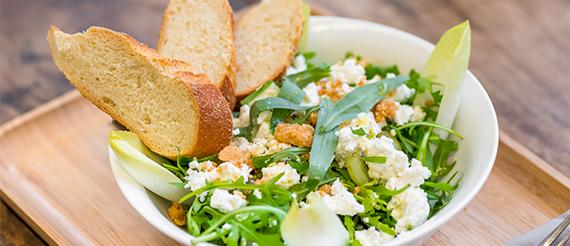 Madame Boverie - Carte - Salades
