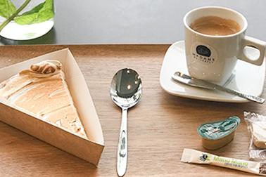 Madame Butterfly : Carte : Café, desserts,...