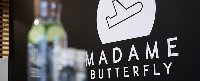 Madame Butterfly - La carte