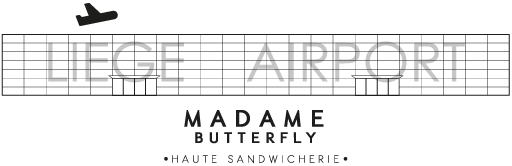 Madame Butterfly, Liege Airport - Aéroport de Liège
